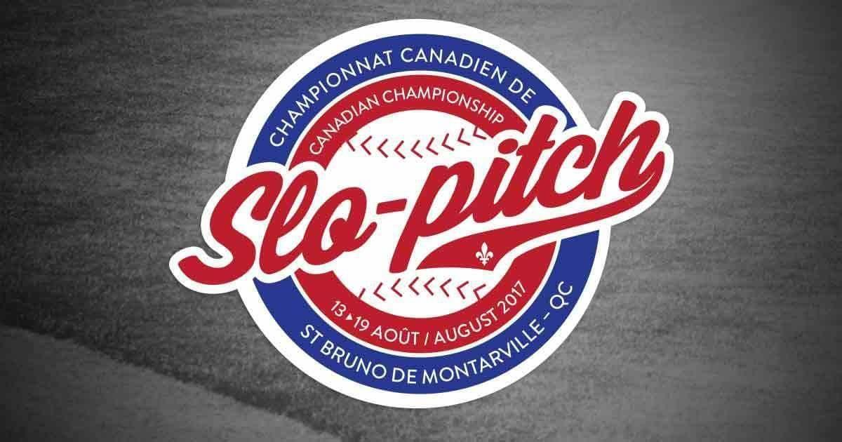 Le championnat Canadien de balle-lente débute le 13 à Saint-Bruno – Agostino président d'honneur