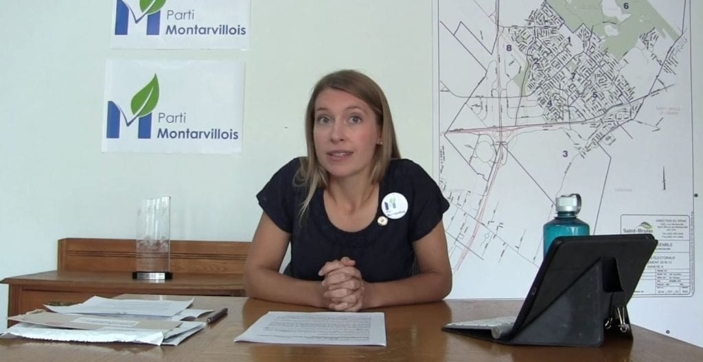 La conseillère Michèle Archambault victime de menace-La police enquête