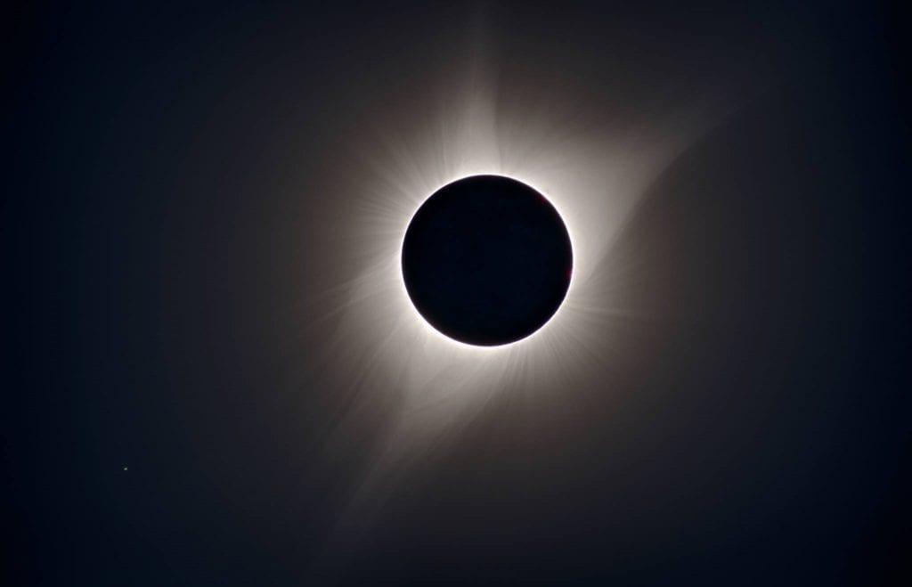 Un astronome amateur de Saint-Bruno capture un moment inoubliable