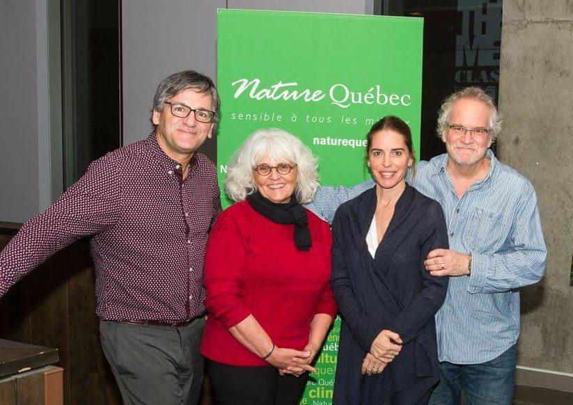 Marilou Alarie élue sur le CA de Nature Québec