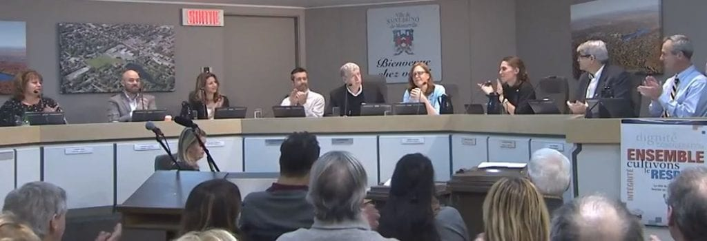 Un premier conseil municipal sous les thèmes du courage et de la concorde