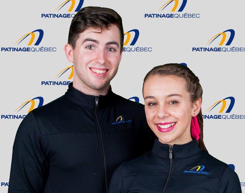 Un jeune Montarvillois aux championnats canadiens de patinage artistique