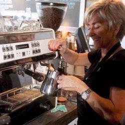 Café bistro Saint-Bruno