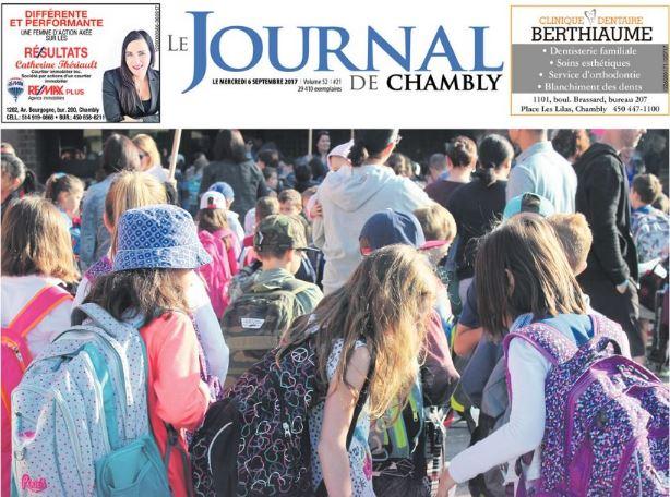 Crise au Journal de Chambly: Les Versants et  le directeur de l'information, Frédéric Khalkhal,  muselleraient les journalistes