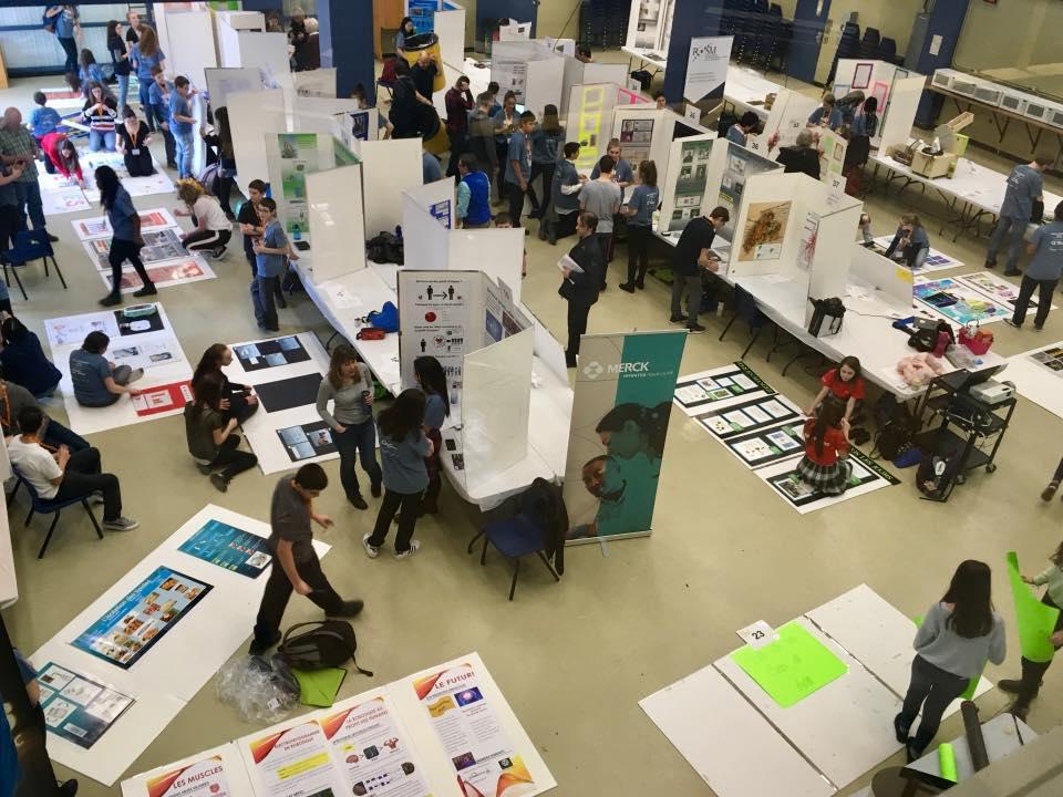 Expo-science, finale régionale: Plusieurs prix et mentions pour des élèves de l'école secondaire du Mont-Bruno