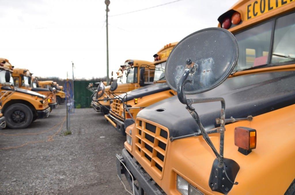 Transport scolaire: les chauffeurs de la CIE Autobus rive-sud reportent leur grève