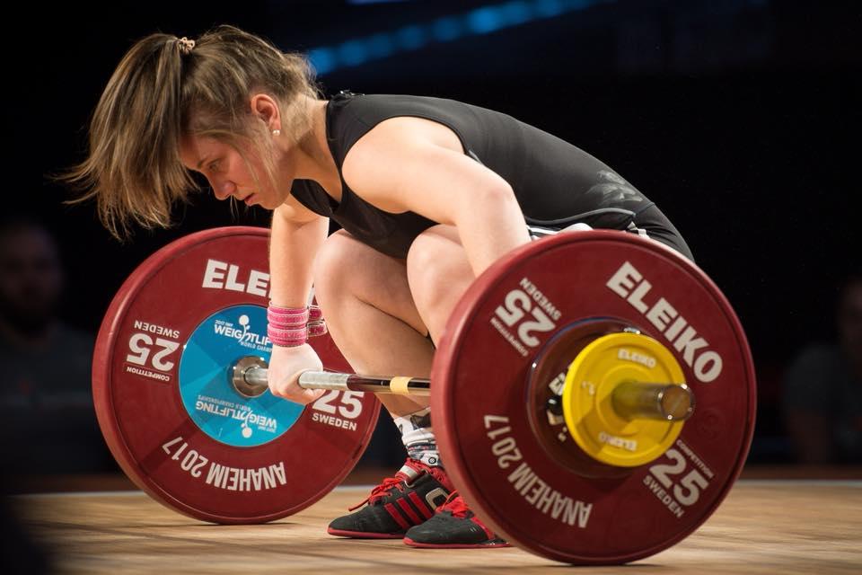 Jeux du Commonwealth: la montarvilloise Rachel Leblanc-Bazinet remporte une médaille de bronze