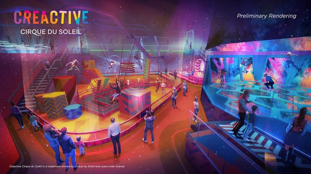 Un centre de divertissement familial du Cirque du Soleil aux Promenades Saint-Bruno?