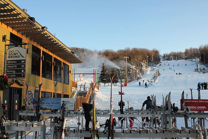 Québec accorde 2 millions  à Ski Saint-Bruno