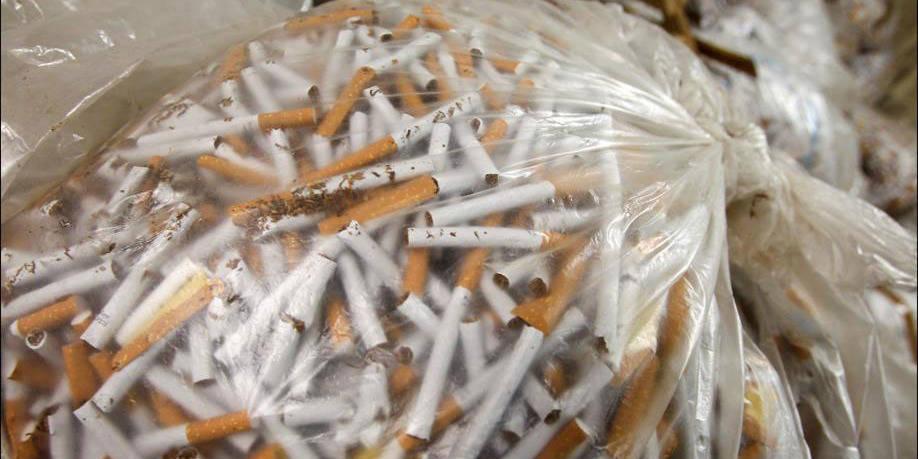 Un contrebandier de tabac  Montarvillois écope d'une amende de 78 480 $