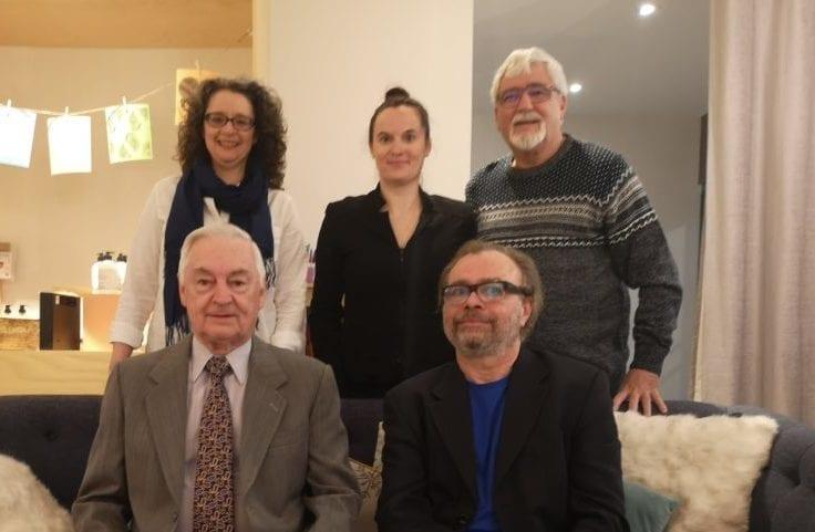 La Société d'Habitation Le Paillasson récipiendaire d'une bourse de $28.000.00 de la Caisse populaire du Mont Saint-Bruno