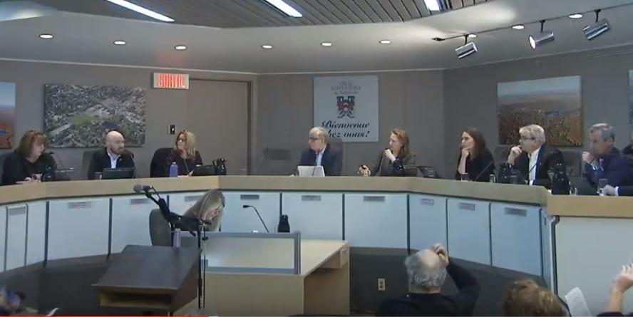 Saint-Bruno:  la séance du conseil municipal du 24 mars à huis clos