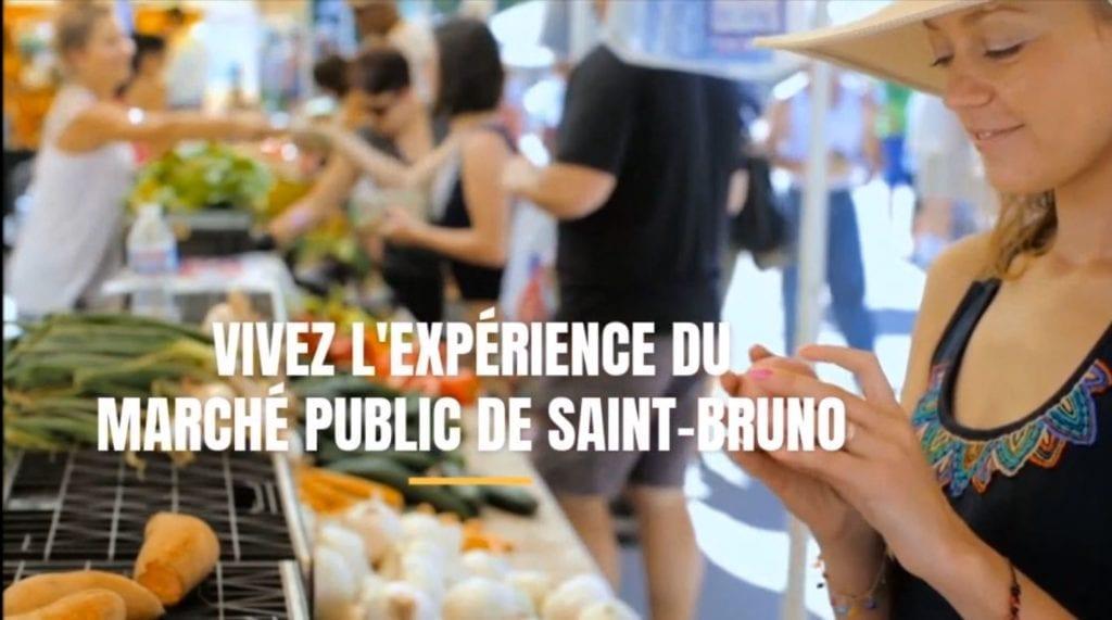 Le Marché public de Saint-Bruno-de-Montarville