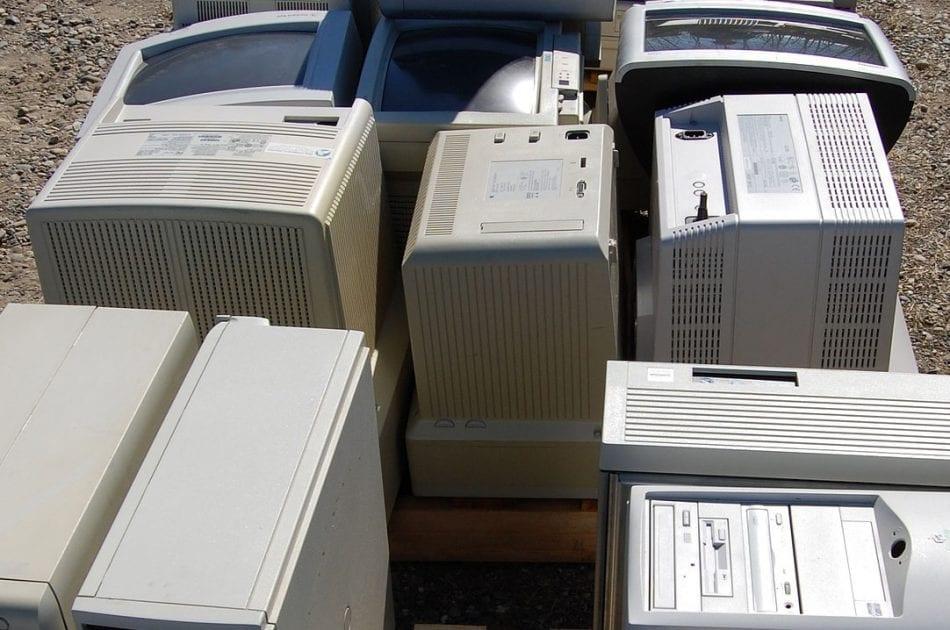 Un million de kilos d'équipements informatiques et  électroniques récupérés à l'écocentre de Saint-Bruno