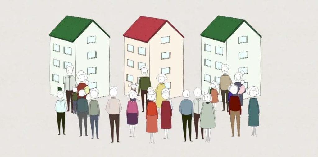 Bilan positif de la première année d'existence de la Société d'habitation Le Paillasson
