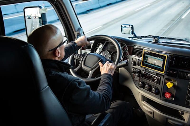 Une entreprise de Saint-Bruno équipera les camions du CN d'équipements de télémétrie