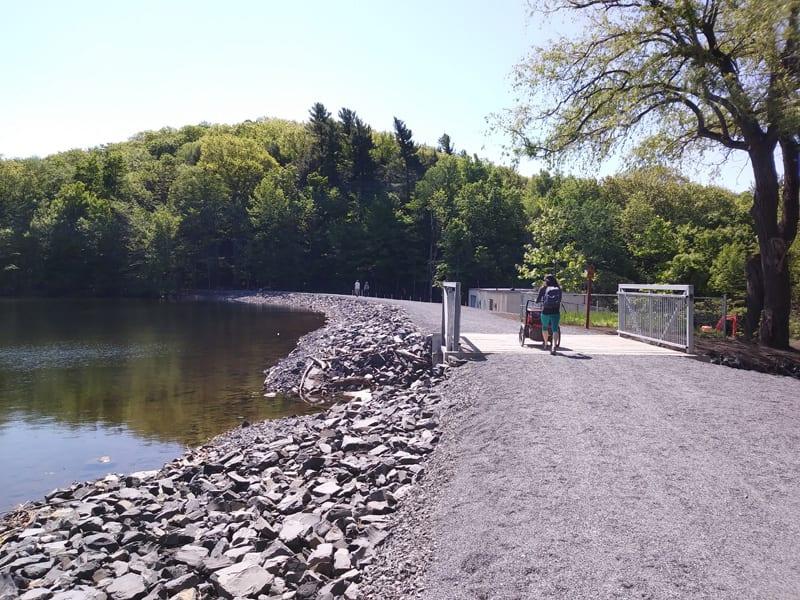 Québec accorde 437 000$ à la Ville de Saint-Bruno-de-Montarville pour la mise aux normes du barrage du Lac-du-Moulin