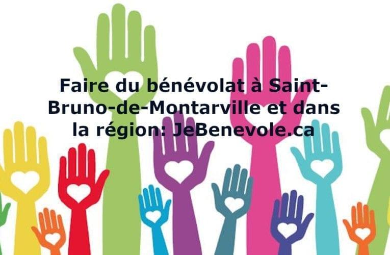 COVID-19: Faire du bénévolat à Saint-Bruno-de-Montarville