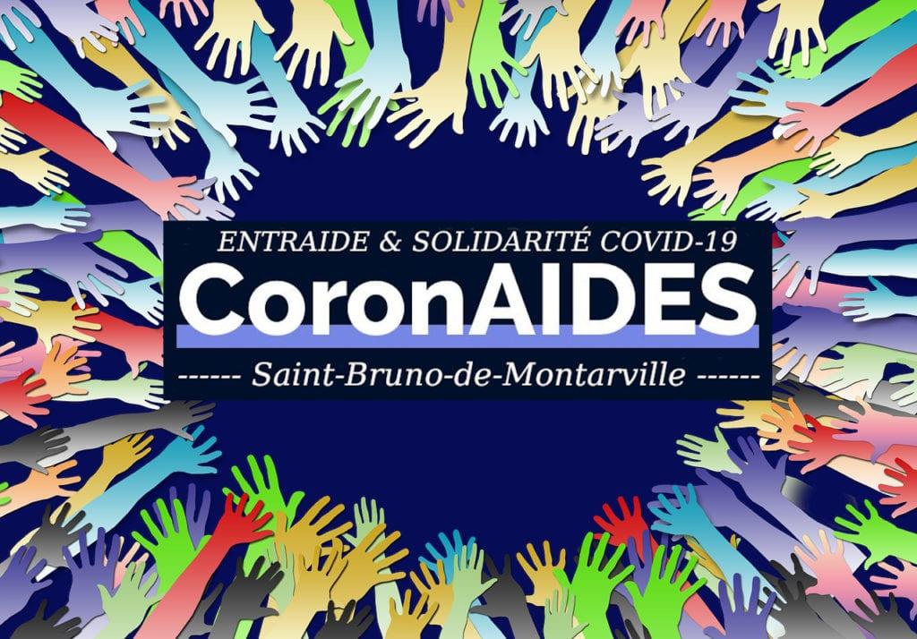 Groupe d'entraide COVID-19 pour les Montarvillois