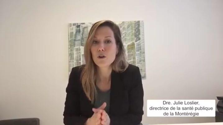 La santé publique de la Montérégie annonce de nouvelles mesures pour combattre la COVID-19