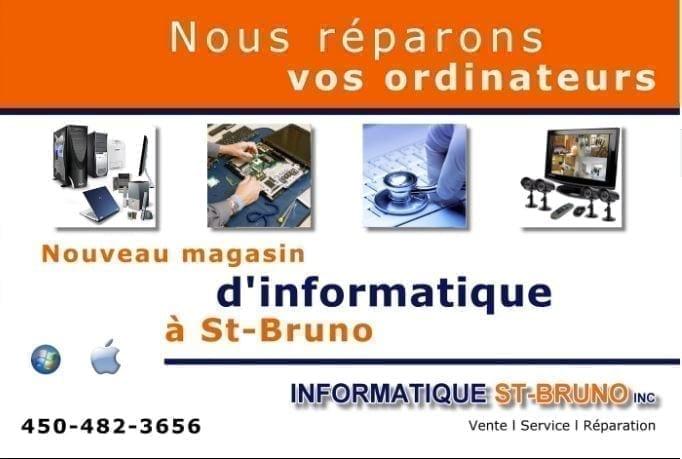 Informatique Saint-Bruno