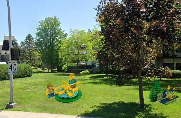 Un micro parc d'un quart de million de dollars pour le secteur De Chambly & Des Tilleuls