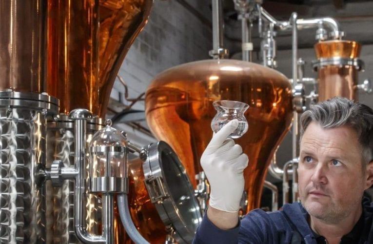 Géoméga produira un autre produit rare: un désinfectant pour les mains