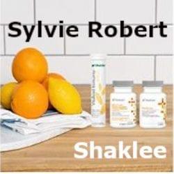 Sylvie Robert représentante Shaklee