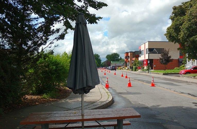 Saint-Bruno renonce au sens unique rue Montarville