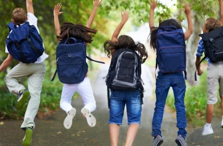 En septembre,  encourageons le transport actif des élèves