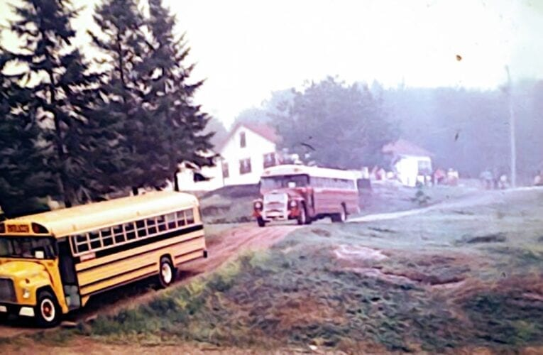Autobus Grisé de Saint-Bruno est vendu à Autobus Robert