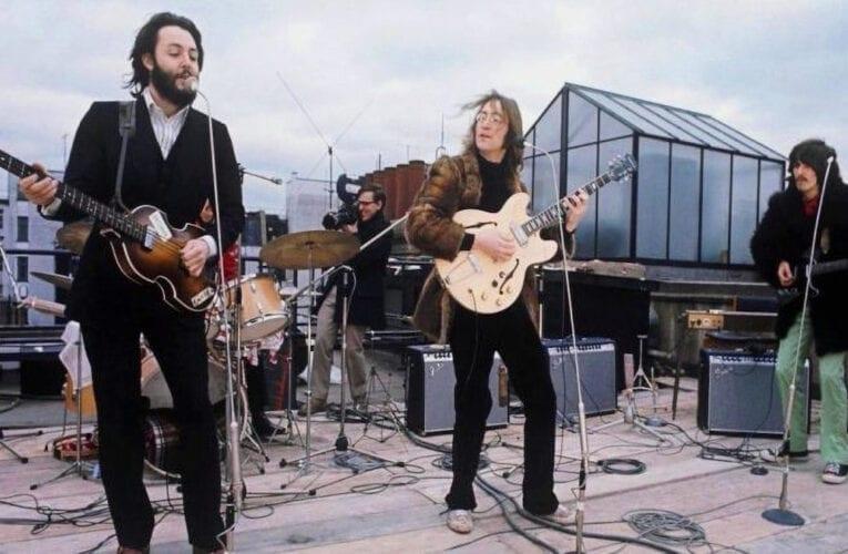 Il y a 51 ans, les Beatles donnaient leur dernier concert, sur un toit