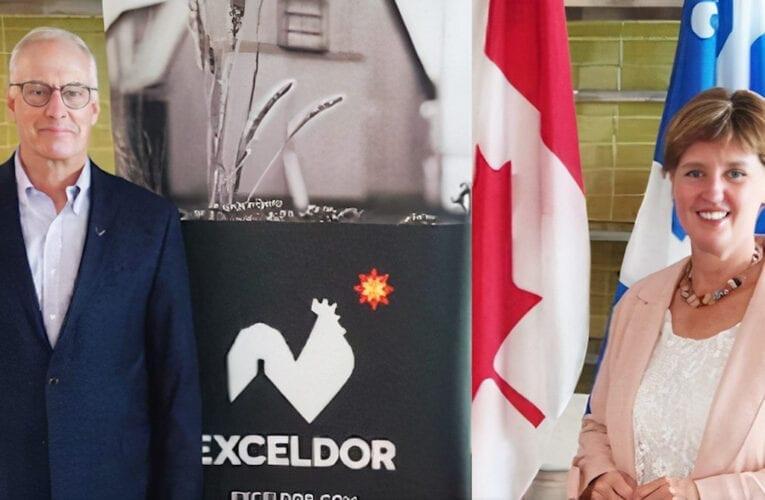 Exceldor reçoit 262.500$ pour protéger ses travailleurs de la COVID-19