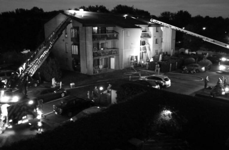 Rapport d'activités du service d'incendie de l'agglo.: 202 interventions dont 8 incendies à Saint-Bruno