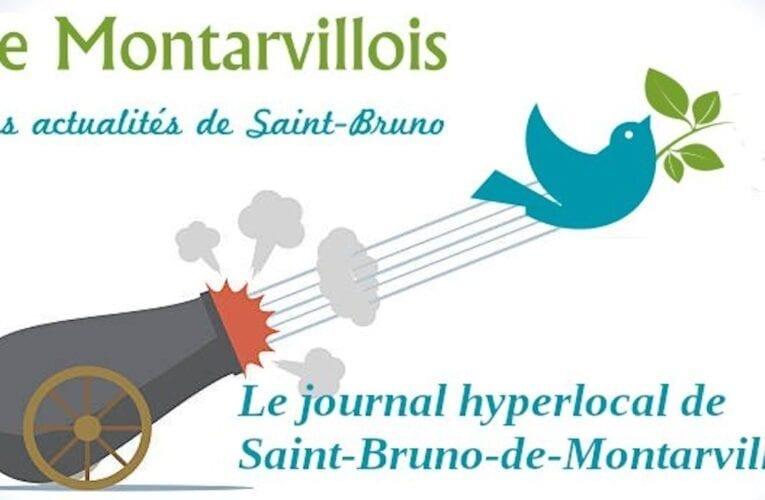 Lien entre le journal et le Parti Montarvillois: fausse nouvelle et diffamation des Versants
