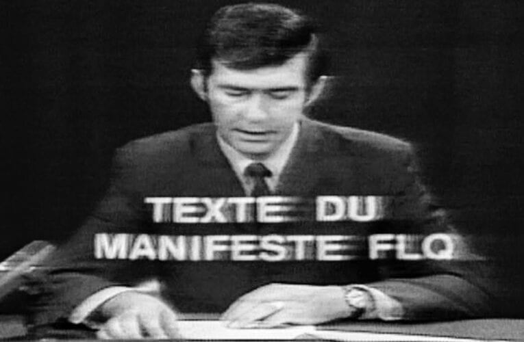 FLQ: Le puissant message du Manifeste d'Octobre 1970