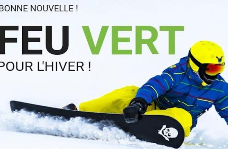 Il y aura du ski et du snowboard au Mont-Saint-Bruno cet hiver!
