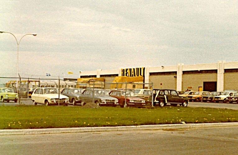 Une usine Renault à Saint-Bruno-de-Montarville…