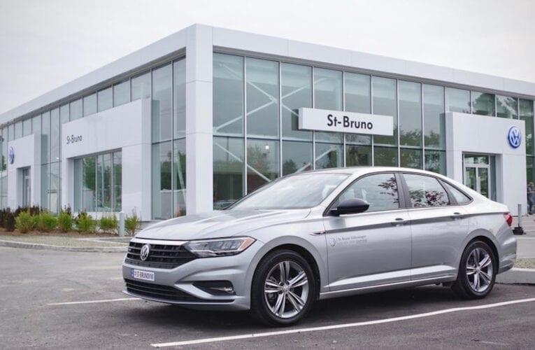 Nouvelle installation et nouveau nom pour le concessionnaire Volkswagen de Saint-Bruno