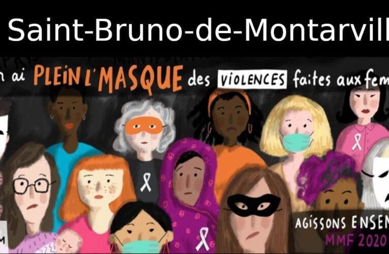 J'en ai plein l'masque des violences faites aux femmes: Agissons ensemble !