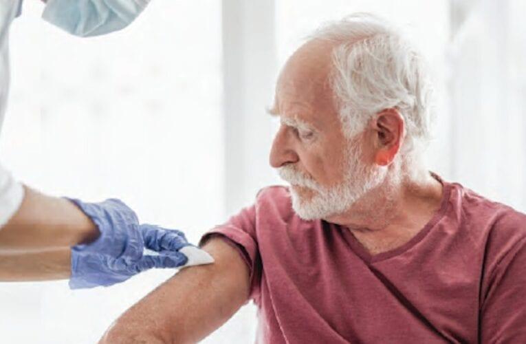 La vaccination des résidents des CHSLD sera terminée dès ce soir en Montérégie!