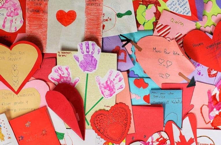 Un Valentin pour un vétéran