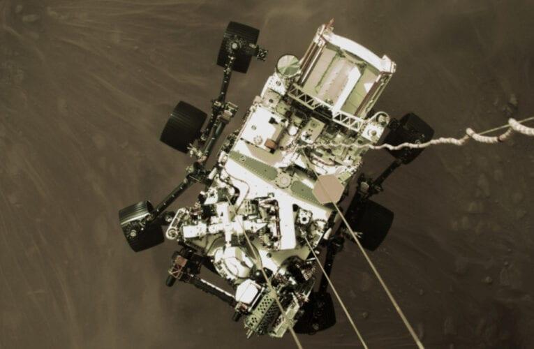 Perseverance sur Mars: on cherche des traces de vie sur la planète rouge