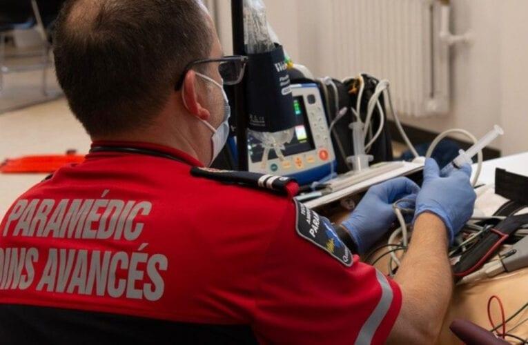 La CETAM déploient des paramédics en soins avancés en Montérégie