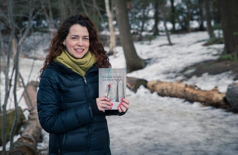 Entretien avec l'auteure Montarvilloise Mélissa Perron