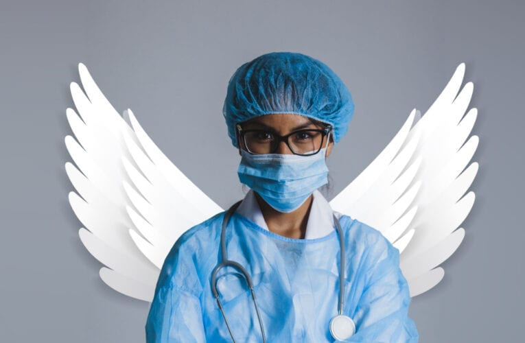 Hommage au personnel de la santé