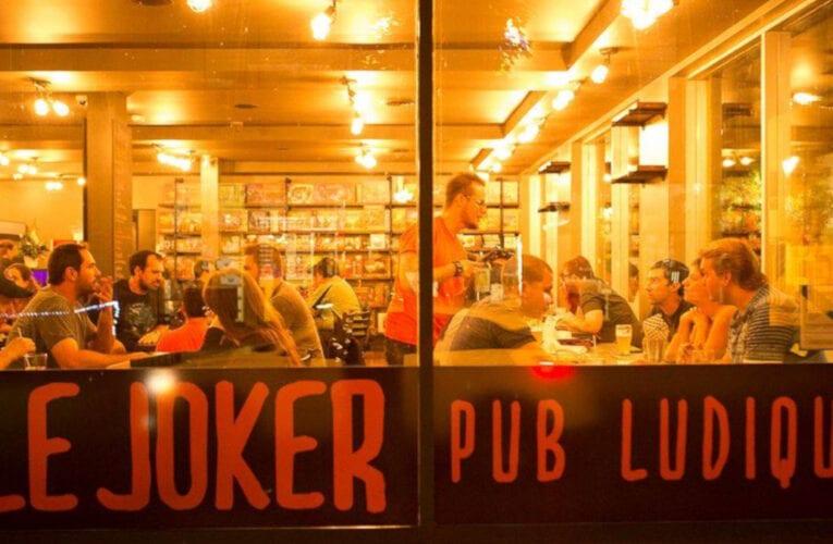 Ouverture d'un Joker Pub Ludique à Saint-Bruno-de-Montarville
