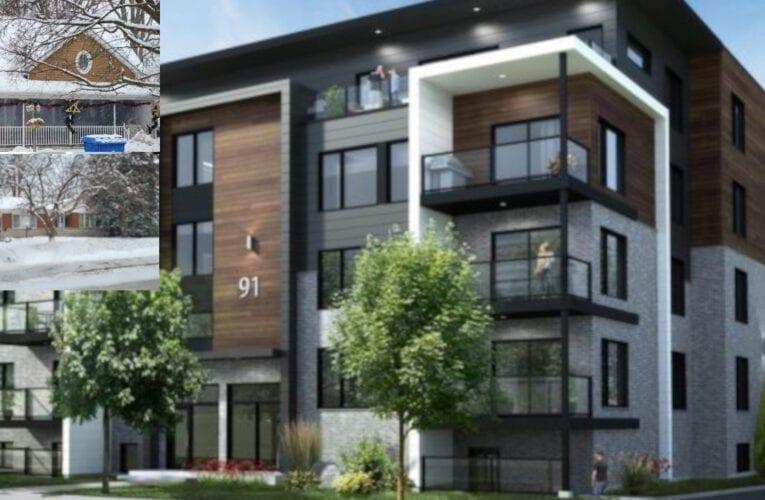 Projet d'un immeuble de 5 étages rue Rabastalière: Éviction des locataires et démolition de 2 maisons