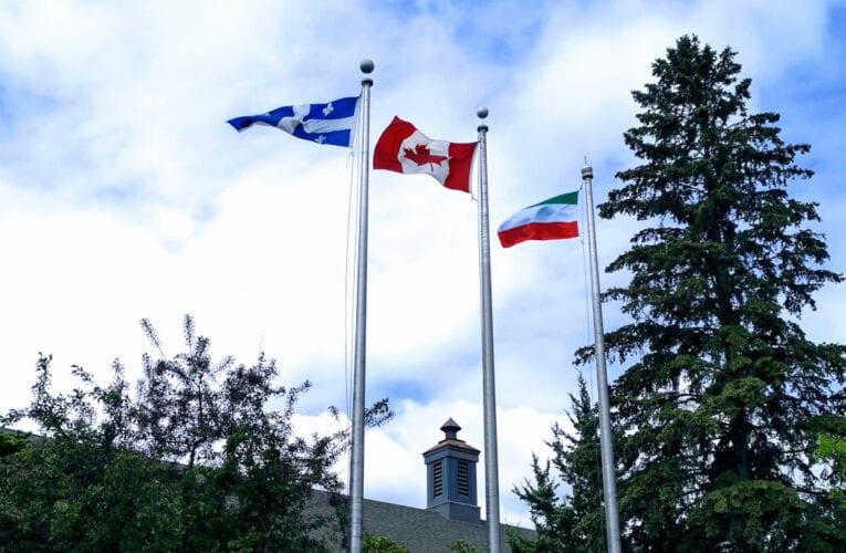Saint-Bruno-de-Montarville fait flotter fièrement le drapeau des patriotes