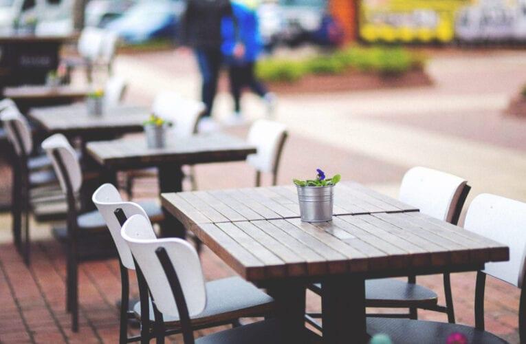 Un été sur les terrasses des commerces de Saint-Bruno